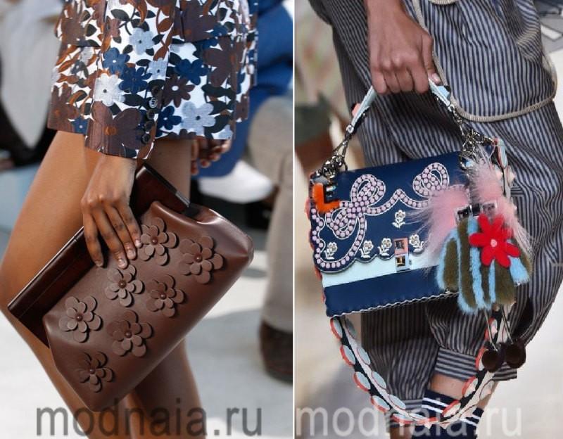fbc010f3757e Женские сумки 2017 года. Будь неотразимой! Самые модные женские ...