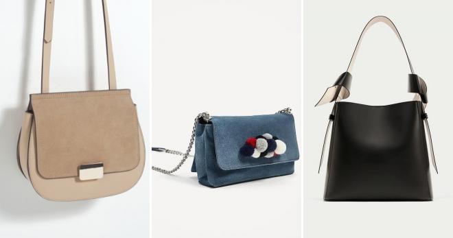 5b1cae906881 Зара женские сумки. Сумки Зара – самые модные и популярные модели от ...