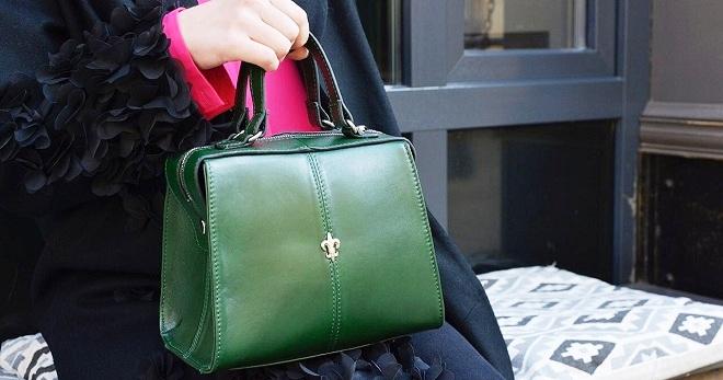 d5091a8df07d Зеленая сумка – 24 фото стильных сумок зеленого цвета на любой вкус