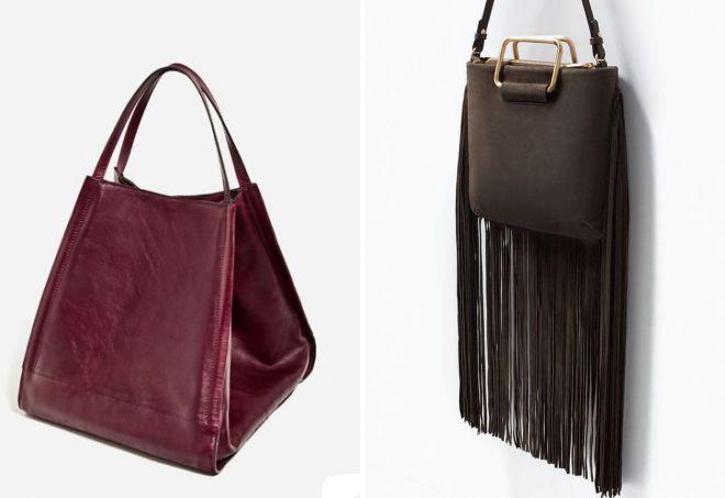 5c7c0bcbd24e Зара женские сумки. Сумки Зара – самые модные и популярные модели от ...