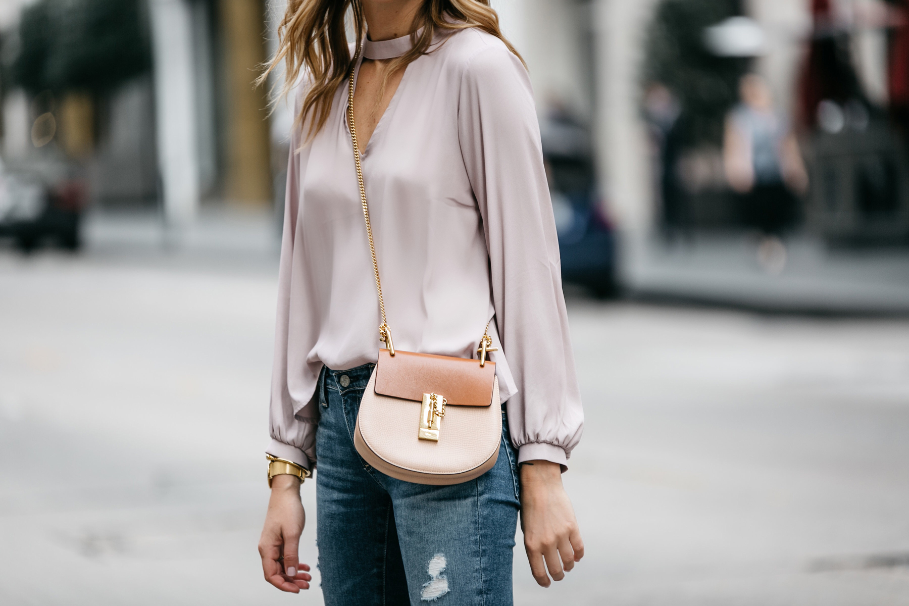 3a838993e466 Один из самых женственных и романтичных брендов подарил нам сумку-икону  Drew. Честно говоря, сумки Chloe ...