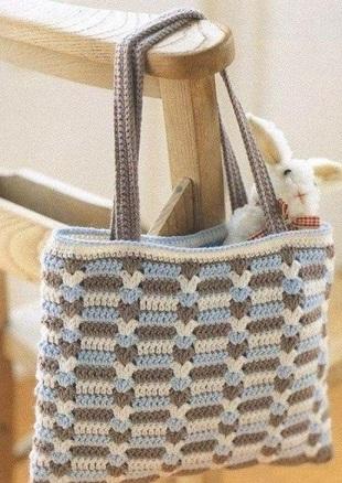 627f7d83a4c1 Вязание летней сумки Вязание летней сумки. Вязание летней сумки Летняя сумка  связана крючком ...