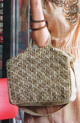 ec7cadde3700 Крючком сумка женская. Как связать сумку крючком схемы: шесть ...