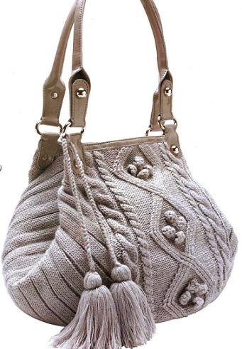 c693b03c509d Крючком сумка женская. Как связать сумку крючком схемы: шесть ...