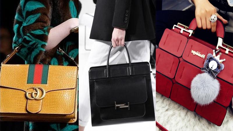 d05b52f1ddf3 Дизайнеры стараются угодить любому вкусу. Так же обстоят дела и с сумками.  Модные женские сумки осень-зима 2017-2018, представленные во всем ...