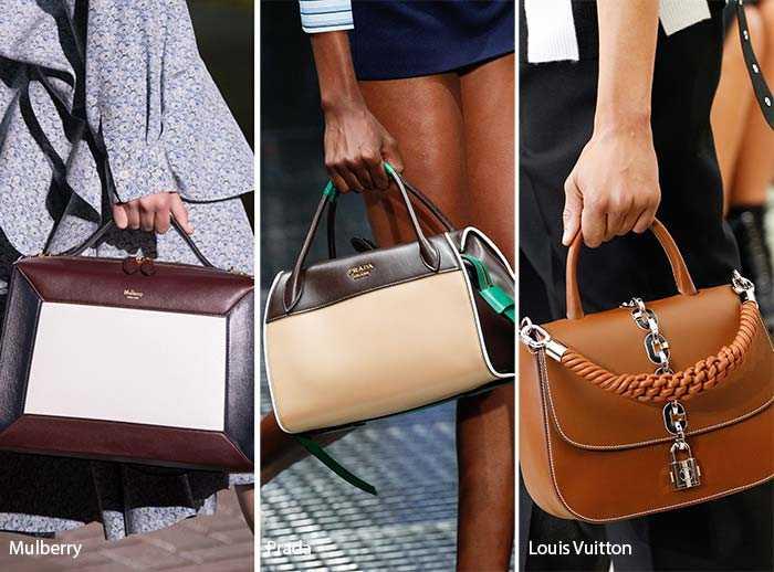 9227c52e41d6 В него легко поместятся предметы первой необходимости, а также книга и  планшет. У Prada был интересный вариант с двумя оттенками кожи, а у Louis  Vuitton ...